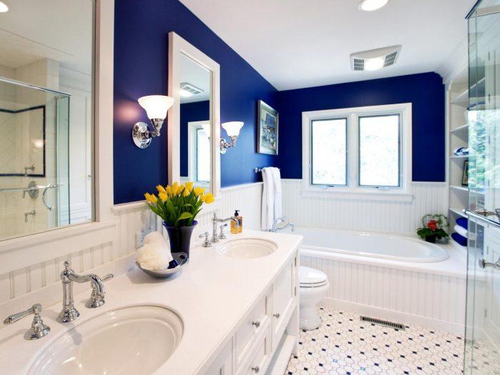 особенности помещения ванной комнаты