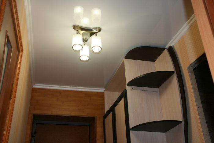 выбор конструкции потолка