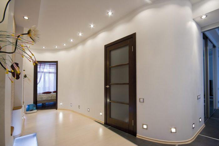 конструкция и дизайна потолка