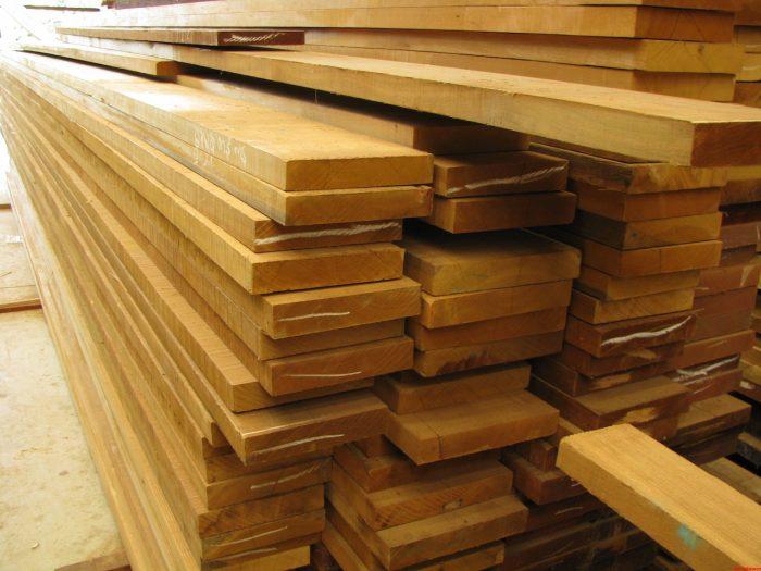 древесина для подшивки потолка