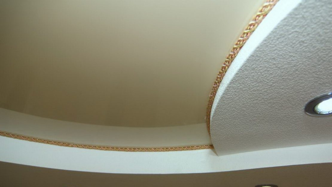 декоративный канат для потолка