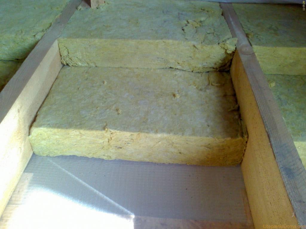 выбор материала для звукоизоляции потолка