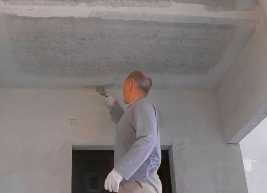 капитальная реставрация потолка