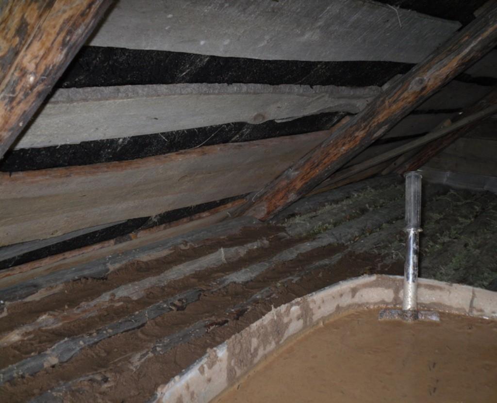 технология наружного утепления потолка