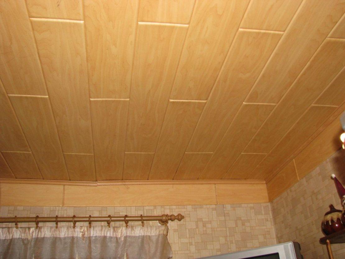 варианты оформления потолка