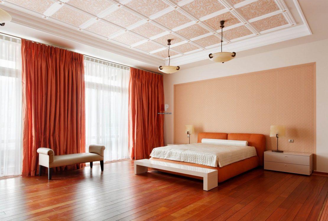 полиуретановые потолки