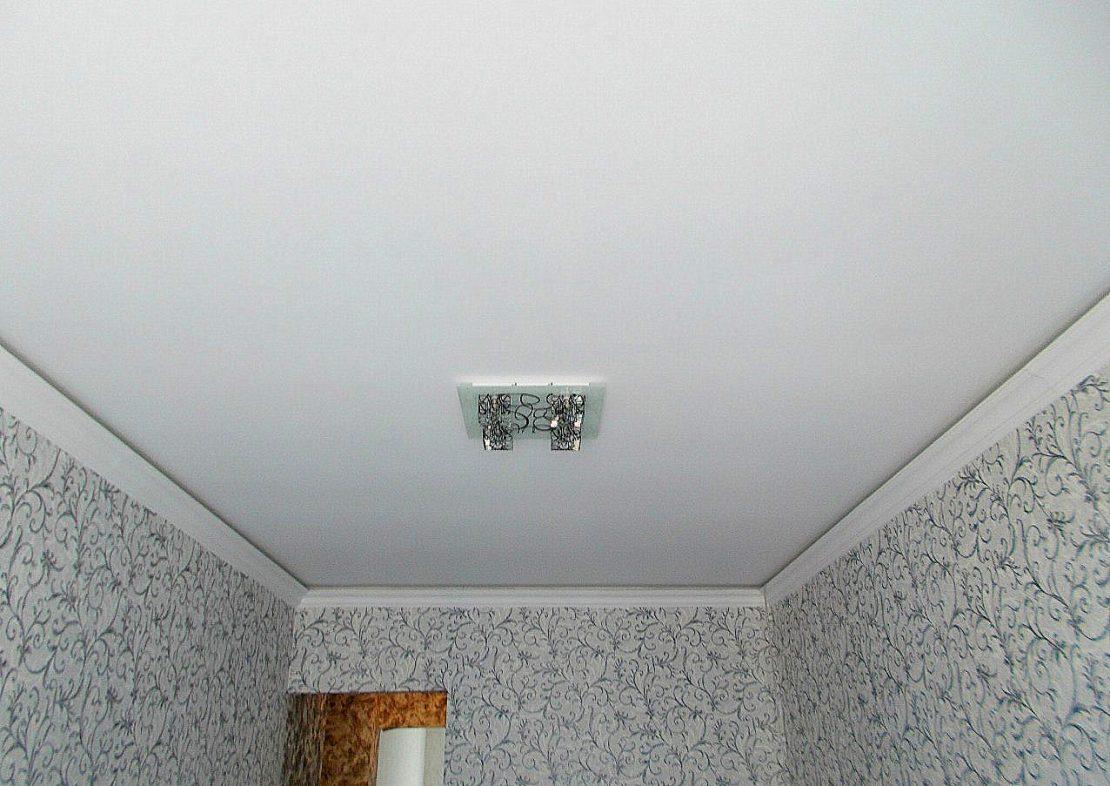 натяжные потолки своими руками без нагрева