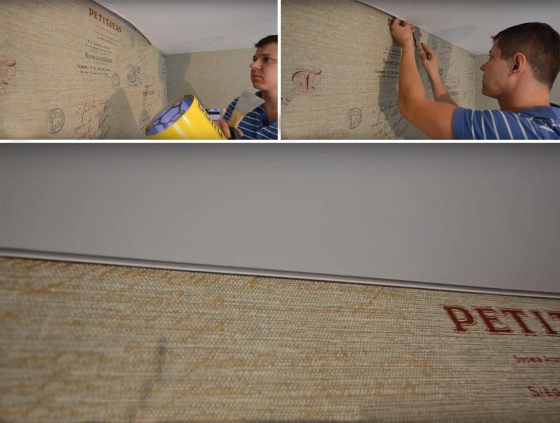 ремонт потолка по гарантии