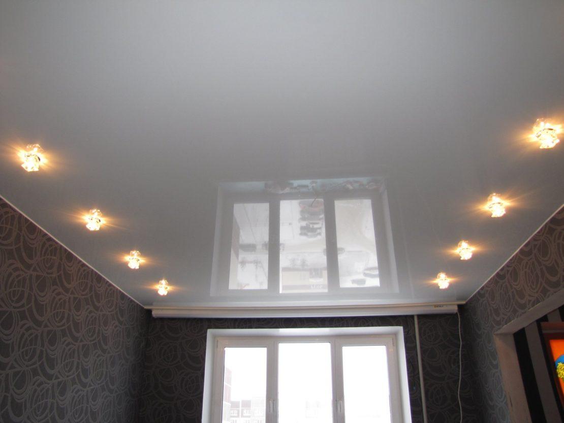 нюансы отделки потолка