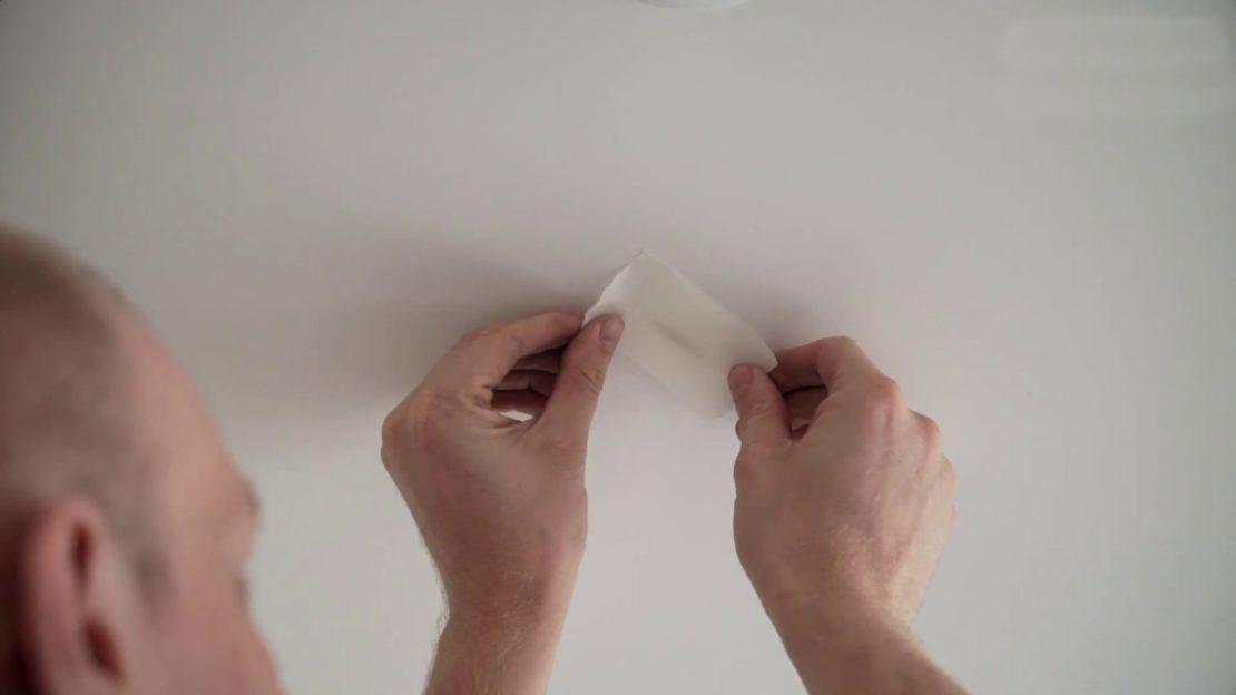 реставрация натяжного потолка